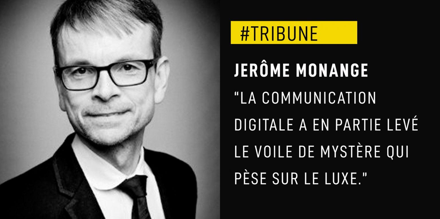 Jerôme Monange Advocacy