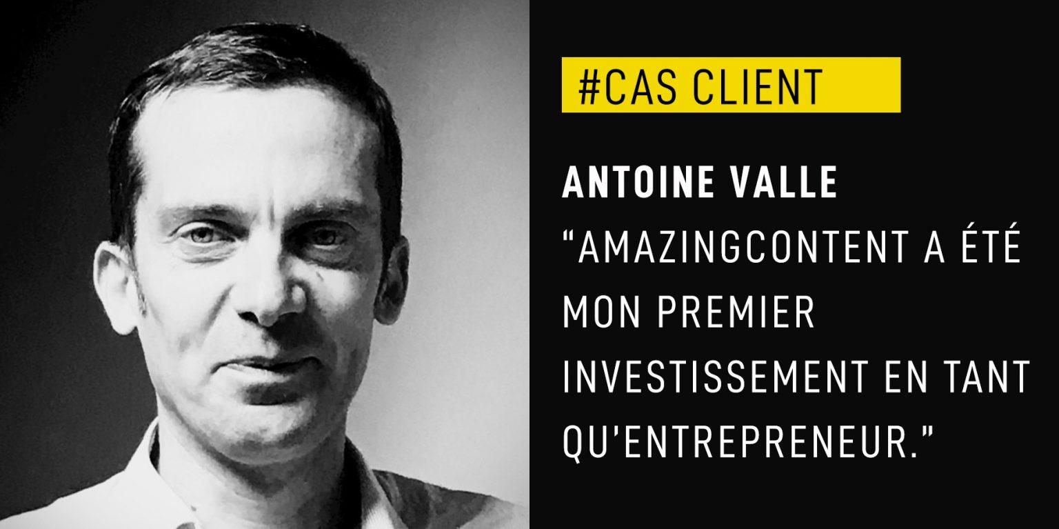 Antoine Valle Twitter LinkedIn