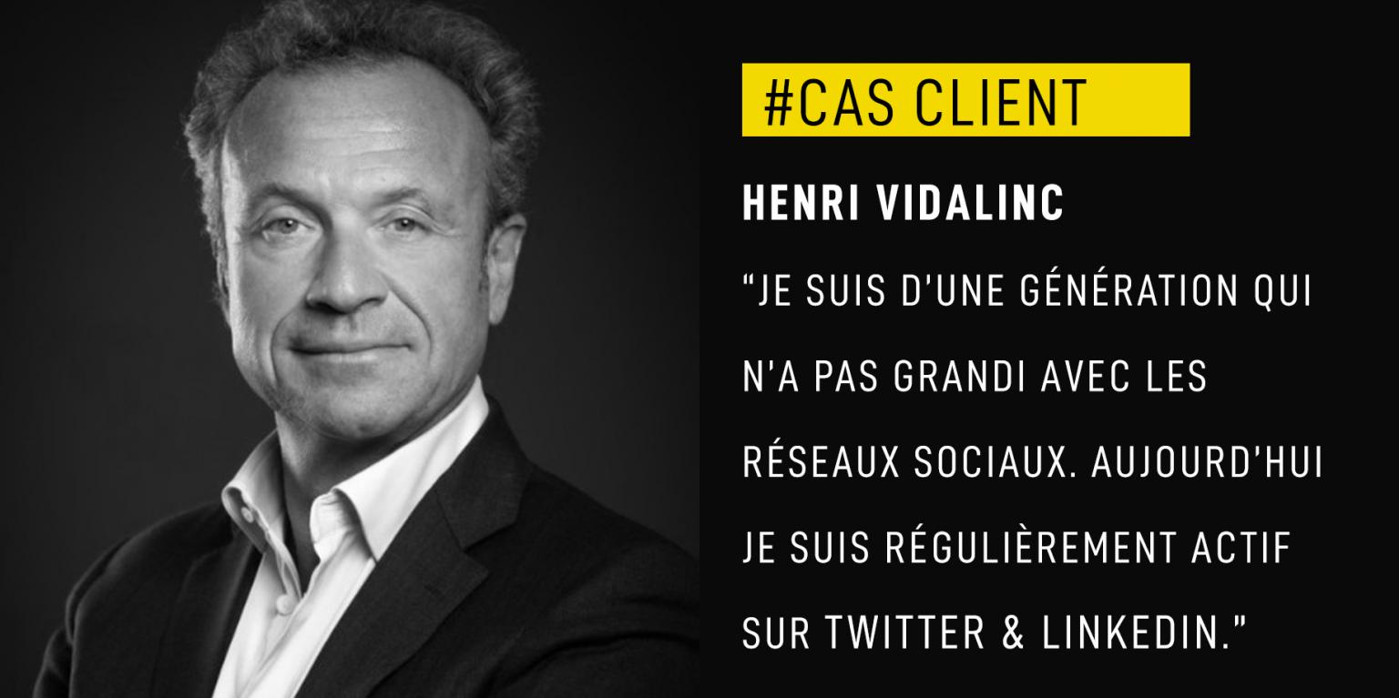 Henri Vidalinc, Grant Alexander