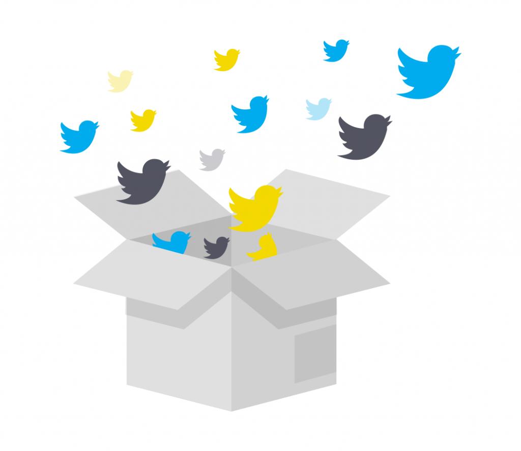 Tempête de tweets