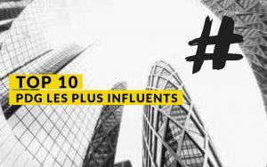 Top 10 des PDG les plus influents