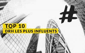 Top 10 DRH les plus influents